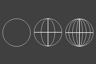 drawing a sphere